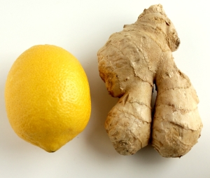 Zitrone Ingwer Vergleich