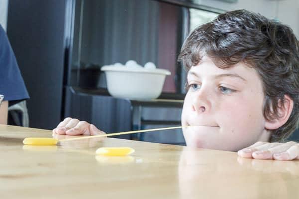 Penne auf Spaghetti2