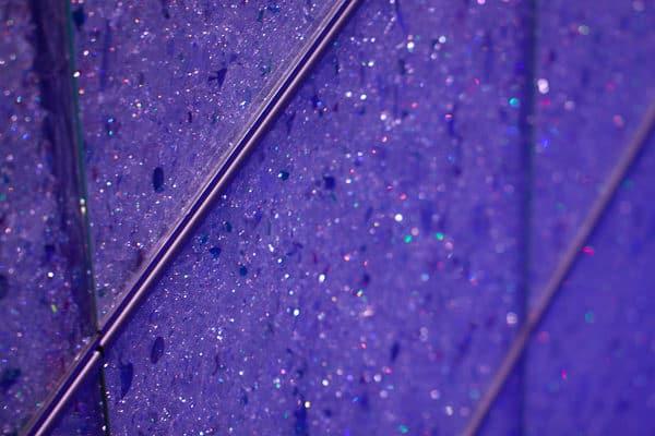 Kristallwand